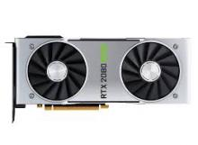 Видео карта Nvidia Geforce RTX 2080